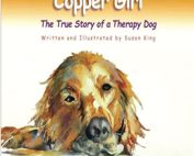 Copper Girl: The True Story of a Therapy Dog
